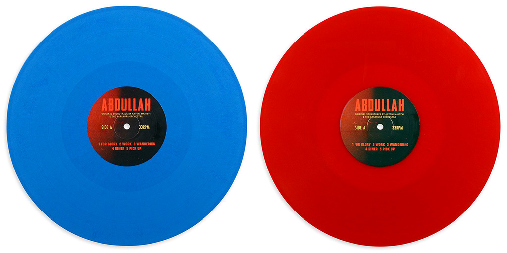 Mondo's Death Waltz Label Releases Exclusive Vinyl of Original Soundtrack For Short Film 'Abdullah'